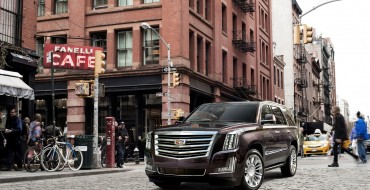 Hands-Free Tailgate Headlines List of Changes for 2019 Cadillac Escalade