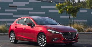 Mazda Announces Small Recalls for CX-5 and Mazda3