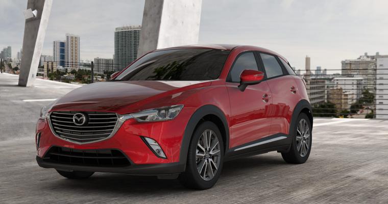 2018 Mazda CX-3 Overview