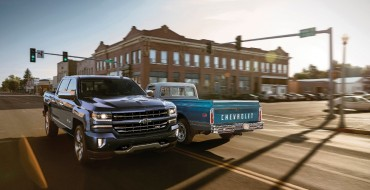 Chevrolet Announces 100-Day Centennial Celebration for Chevy Trucks