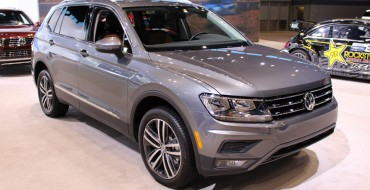 2018 Volkswagen Tiguan Earns Bragging Rights as 2017's Best Compact SUV
