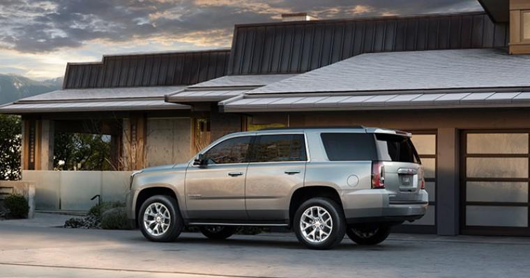 GMC Yukon and Yukon XL Rank High on List of Vehicles That Last for 200K Miles