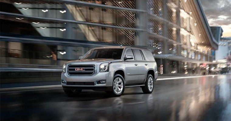 Two New Package Options Top List of Changes for 2019 GMC Yukon and 2019 GMC Yukon XL