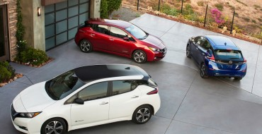 2018 Nissan Leaf Heads To Production in Smyrna