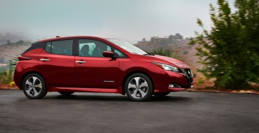 What's New In The 2018 Nissan Leaf?