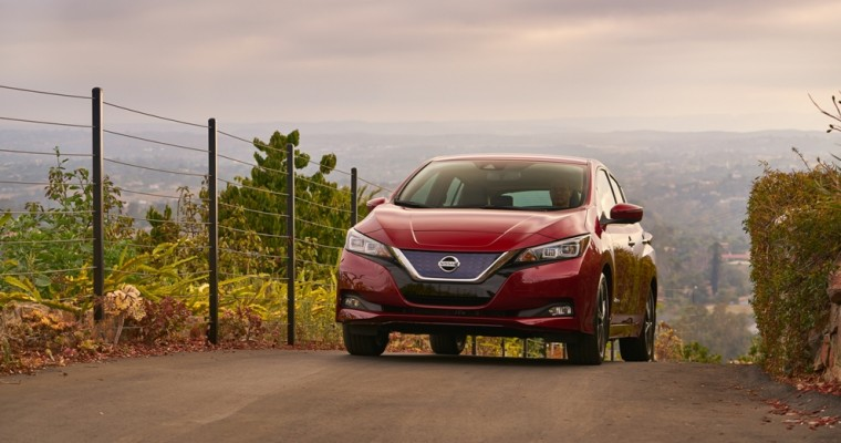 Nissan Partners With Brazil University For EV Battery Research