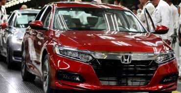 Honda Invests $267M, Creates 300 New Jobs in Ohio for 2018 Honda Accord Launch