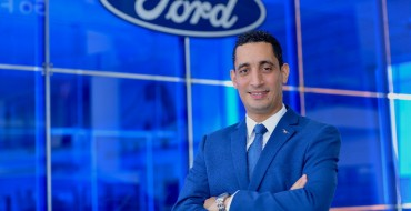 Ford Names Achraf El Boustani Managing Director for North Africa