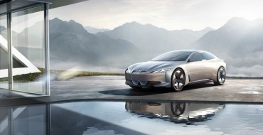 BMW Reveals Its i Vision Dynamics Concept at the Frankfurt Motor Show