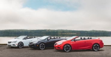Buick Adds Three Exterior Colors to the 2018 Cascada