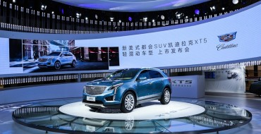 General Motors Sold a Record 4 Million+ Vehicles in China in 2017