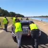 "Solar-Powered Car ""Violet"" to Compete in the 30th Bridgestone World Solar Challenge in Australia"