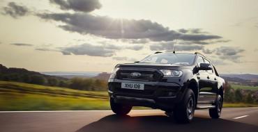 Ford Announces Ranger Black Edition for Europe at Frankfurt Motor Show