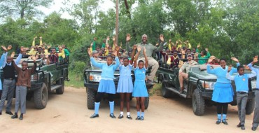 Ford Provides $20,000 in Grants for Educational and Conservation Efforts in Africa