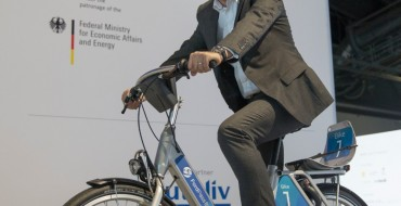 Ford, Deutsche Bahn Bringing FordPass Bicycles to Call A Bike Service
