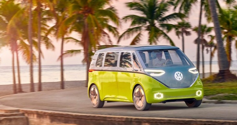 Start Saving Up Now—Electric VW Bus to Roll into US Market in 2022