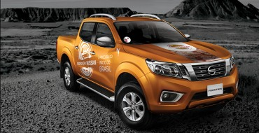 Nissan Frontier Set to Explore Archealogical Wonders of Brazil