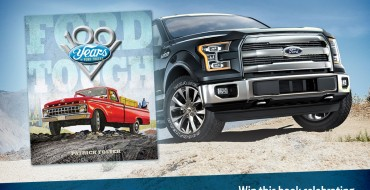 Truck Enthusiasts! Enter Our Book Giveaway: Win a Copy of '100 Years of Ford Trucks'