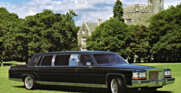 Cadillac Limousine to Join Trump's Presidential Fleet By the End of Summer