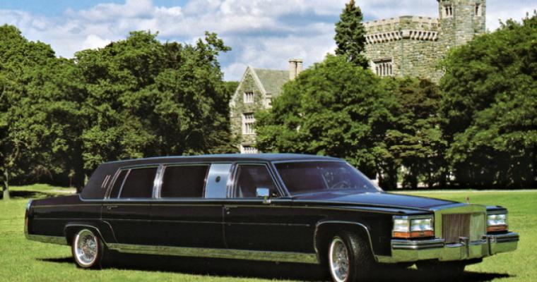 Volo Auto Museum Acquires Prototype Donald Trump Cadillac Limosuine