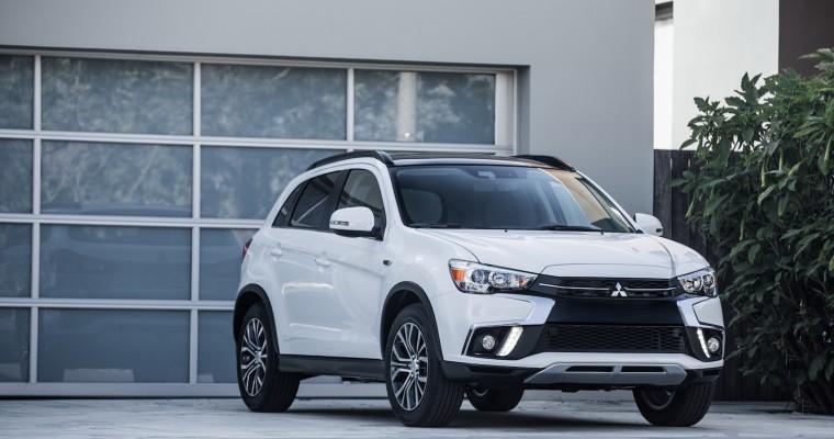 2018 Mitsubishi Outlander Sport Overview