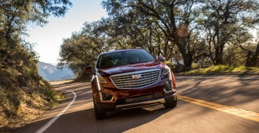 Cadillac Posts Second-Best Sales Result Ever in 2017 as China Becomes Brand's Volume Leader