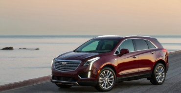 2018 Cadillac XT5 Overview