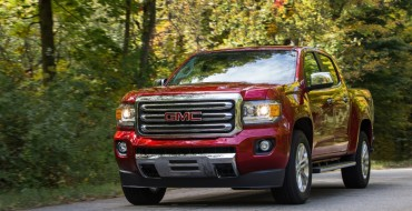2018 GMC Canyon Overview