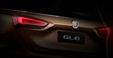 Buick GL6 Set to Join MPV Lineup in China Later This Year