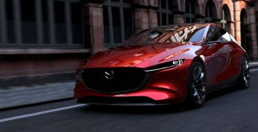 [PHOTOS] Check Out Mazda's Hot New Kai Concept and Vision Coupe at Tokyo Motor Show