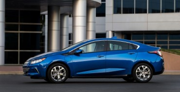 Chevrolet Announces Long List of Upgrades for 2019 Volt