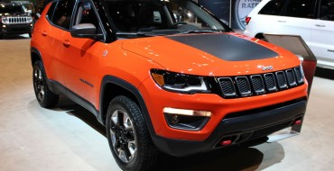 High Safety Rating Awarded to 2017 Jeep Compass