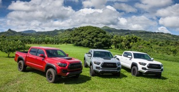 Toyota Tacoma TRD Pro Named Mid-Size Pickup Truck of Texas