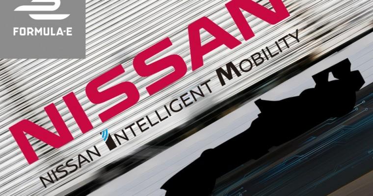 Nissan Joins Formula E Racing
