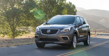 Buick Envision Tops Segment in 2021 Dependability Study