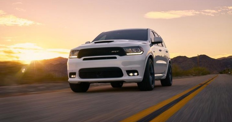 User-Friendly Tech Earns 2018 Dodge Durango SRT Spot on Wards Top 10 List