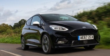 Ford of Britain Sees Strong Retail Sales in September with New Fiesta Deliveries Underway