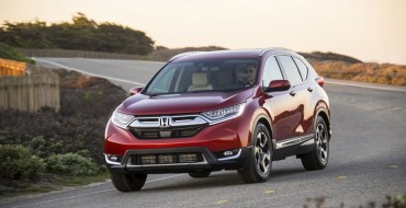 2018 Honda CR-V Arrives at Dealerships with Small Price Bump