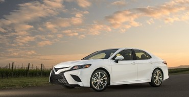 Toyota Camry and RAV4 Take the Spotlight in September