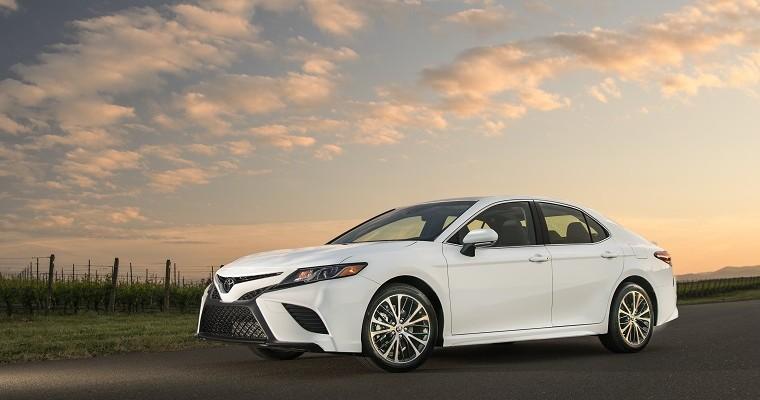 Toyota Camry and RAV4 Take the Spotlight in September