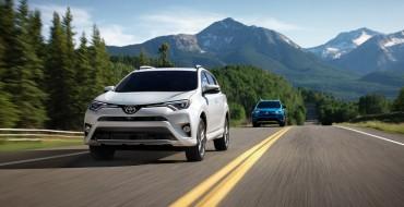 2018 Toyota RAV4 Overview