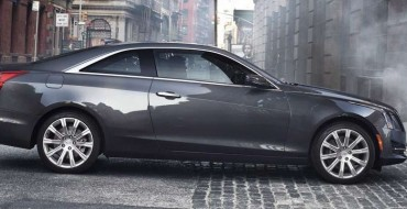 2018 Cadillac ATS Coupe Overview