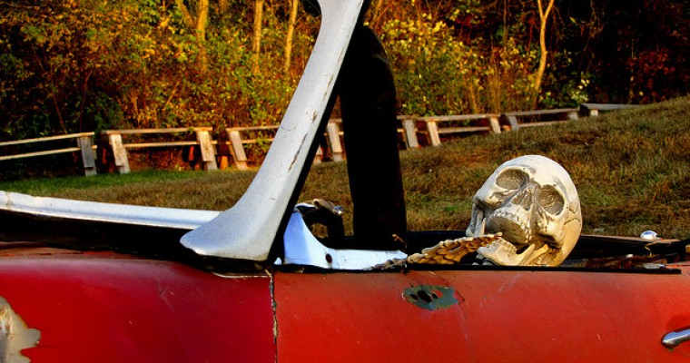 Halloween Decorations for Your Car