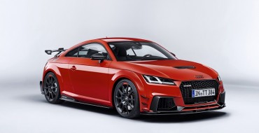 Farewell Audi TT, Hello Electric Sports Car