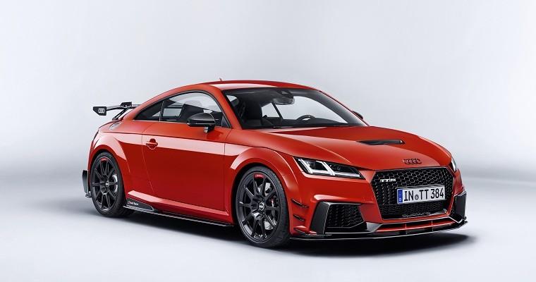 Farewell Audi TT, Hello Electric Sports Car