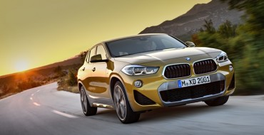 BMW Officially Unveils the 2018 X2