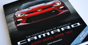 "Book Review: ""The Complete Book of Chevrolet Camaro"" by David Newhardt"