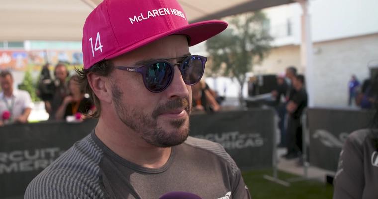 Fernando Alonso to Race at 24 Hours of Daytona