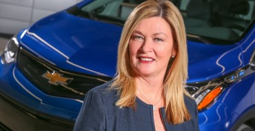 Pam Fletcher Named GM's Vice President of Global Electric Vehicle Programs