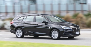 Spacious, Stylish Holden Astra Sportwagon Arrives in Australia